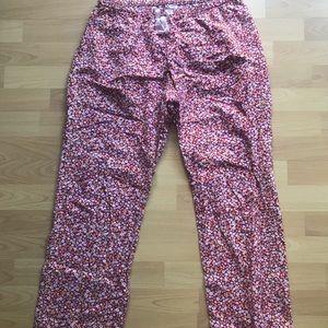 Old Navy Poplin Pajama Pants